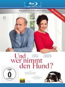 Und wer nimmt den Hund? (Blu-ray), Blu-ray Disc