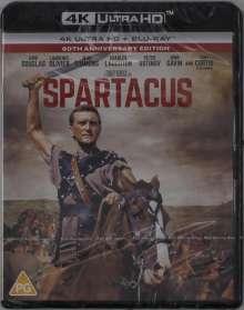 Spartacus, Blu-ray Disc