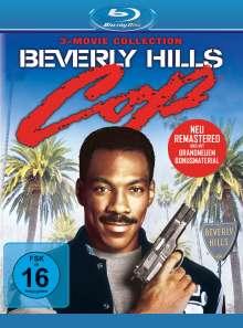 Beverly Hills Cop 1-3 (Blu-ray), 3 Blu-ray Discs