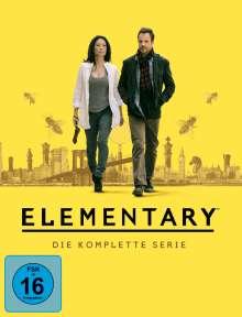 Elementary (Komplette Serie), 39 DVDs