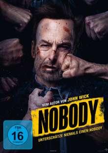Nobody, DVD
