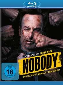 Nobody (Blu-ray), Blu-ray Disc