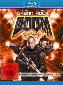 Doom - Der Film (Blu-ray), Blu-ray Disc