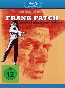 Frank Patch - Deine Stunden sind gezählt (Blu-ray), Blu-ray Disc