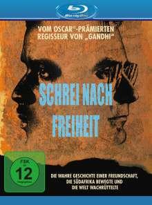 Schrei nach Freiheit (Blu-ray), Blu-ray Disc