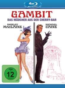 Gambit (1966) (Blu-ray), Blu-ray Disc