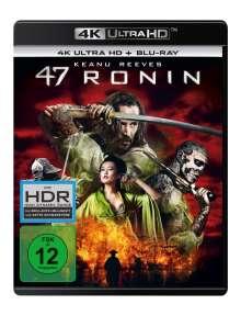 47 Ronin (Ultra HD Blu-ray & Blu-ray), 1 Ultra HD Blu-ray und 1 Blu-ray Disc