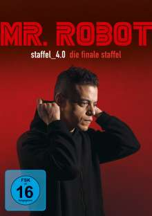 Mr. Robot Staffel 4 (finale Staffel), 4 DVDs