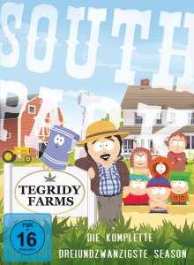 South Park Season 23, 2 DVDs
