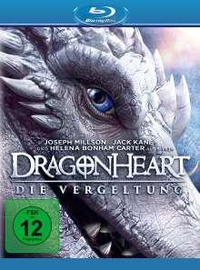 Dragonheart 5: Die Vergeltung (Blu-ray), Blu-ray Disc