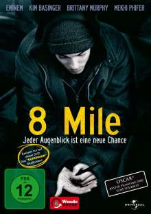 8 Mile, DVD