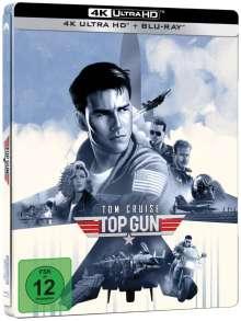 Top Gun (Ultra HD Blu-ray & Blu-ray im Steelbook), 1 Ultra HD Blu-ray und 1 Blu-ray Disc