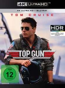 Top Gun (Ultra HD Blu-ray & Blu-ray), 1 Ultra HD Blu-ray und 1 Blu-ray Disc