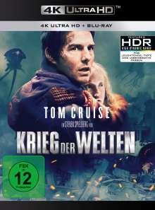 Krieg der Welten (Ultra HD Blu-ray & Blu-ray), 1 Ultra HD Blu-ray und 1 Blu-ray Disc