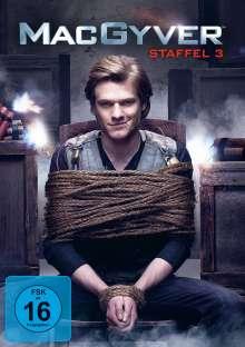 MacGyver Staffel 3, 6 DVDs