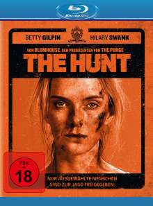 The Hunt (Blu-ray), Blu-ray Disc