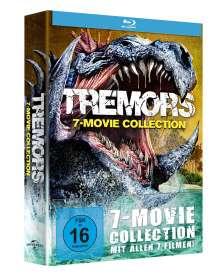 Tremors (7-Movie Collection) (Blu-ray im Digipak), 7 Blu-ray Discs
