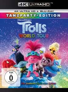 Trolls World Tour (Ultra HD Blu-ray & Blu-ray), 1 Ultra HD Blu-ray und 1 Blu-ray Disc