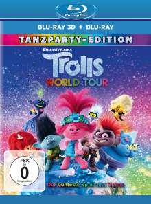 Trolls World Tour (3D & 2D Blu-ray), 2 Blu-ray Discs