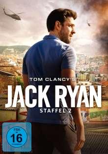 Jack Ryan Staffel 2, 3 DVDs