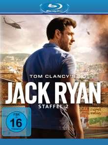 Jack Ryan Staffel 2 (Blu-ray), 2 Blu-ray Discs
