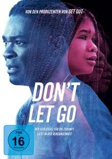 Don't Let Go, DVD
