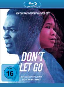 Don't Let Go (Blu-ray), Blu-ray Disc