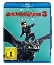 Drachenzähmen leicht gemacht 3 - Die geheime Welt (Blu-ray), Blu-ray Disc