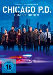 Chicago P. D. Staffel 7, 6 DVDs
