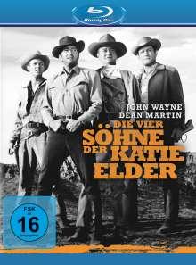 Die vier Söhne der Katie Elder (Blu-ray), Blu-ray Disc