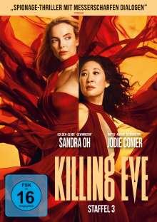 Killing Eve Staffel 3, 2 DVDs