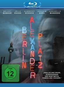 Berlin Alexanderplatz (2020) (Blu-ray), Blu-ray Disc