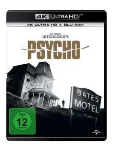 Psycho (1960) (Ultra HD Blu-ray & Blu-ray), 1 Ultra HD Blu-ray und 1 Blu-ray Disc