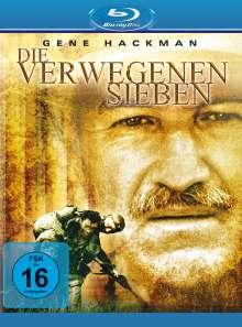 Die verwegenen Sieben (Blu-ray), Blu-ray Disc