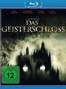 Das Geisterschloss (Blu-ray), Blu-ray Disc