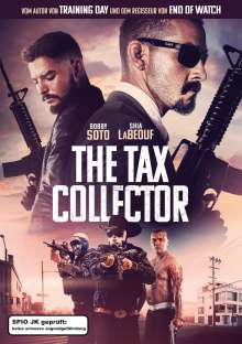 The Tax Collector, DVD