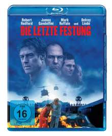 Die letzte Festung (Blu-ray), Blu-ray Disc