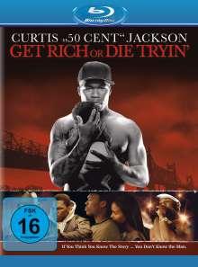 Get Rich or Die Tryin' (Blu-ray), Blu-ray Disc