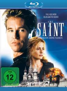 The Saint (Blu-ray), Blu-ray Disc