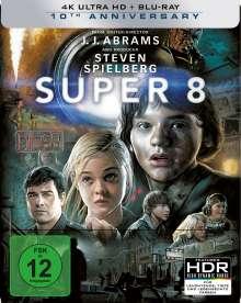 Super 8 (Ultra HD Blu-ray & Blu-ray im Steelbook), 1 Ultra HD Blu-ray und 1 Blu-ray Disc