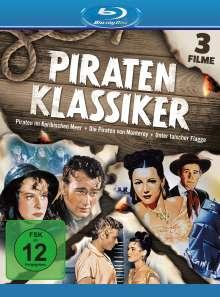 Piraten Klassiker (Blu-ray), 3 Blu-ray Discs