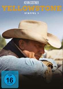 Yellowstone Staffel 1, 4 DVDs