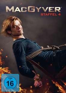 MacGyver Staffel 4, 6 DVDs