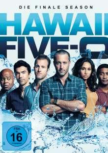 Hawaii Five-O (2011) Staffel 10 (finale Staffel), 5 DVDs