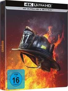 Backdraft - Männer, die durchs Feuer gehen (Ultra HD Blu-ray & Blu-ray im Steelbook), 1 Ultra HD Blu-ray und 1 Blu-ray Disc