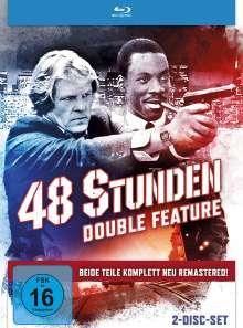 Nur 48 Stunden / Und wieder 48 Stunden (Blu-ray im Mediabook), 2 Blu-ray Discs