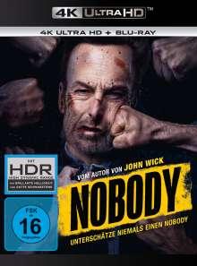 Nobody (Ultra HD Blu-ray & Blu-ray), 1 Ultra HD Blu-ray und 1 Blu-ray Disc