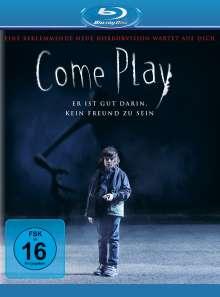 Come Play (Blu-ray), Blu-ray Disc