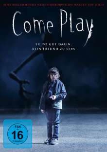 Come Play, DVD