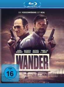 Wander (Blu-ray), Blu-ray Disc